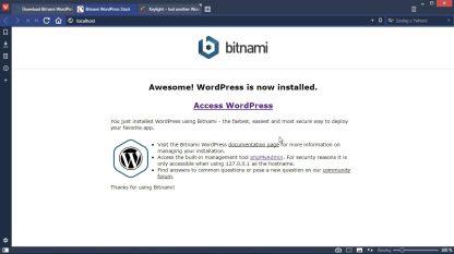 WordPress - instalacja lokalna (6)