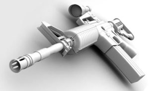 Modelowanie w praktyce z 3ds Max - szkolenie wideo poświęcone budowie obiektu 3d w 3ds Max